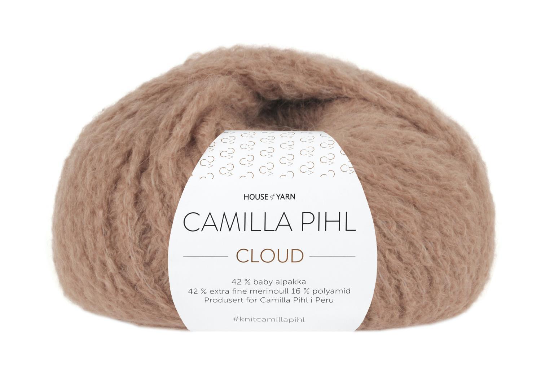 Camilla Pihl Garn - CLOUD 205-Nougat