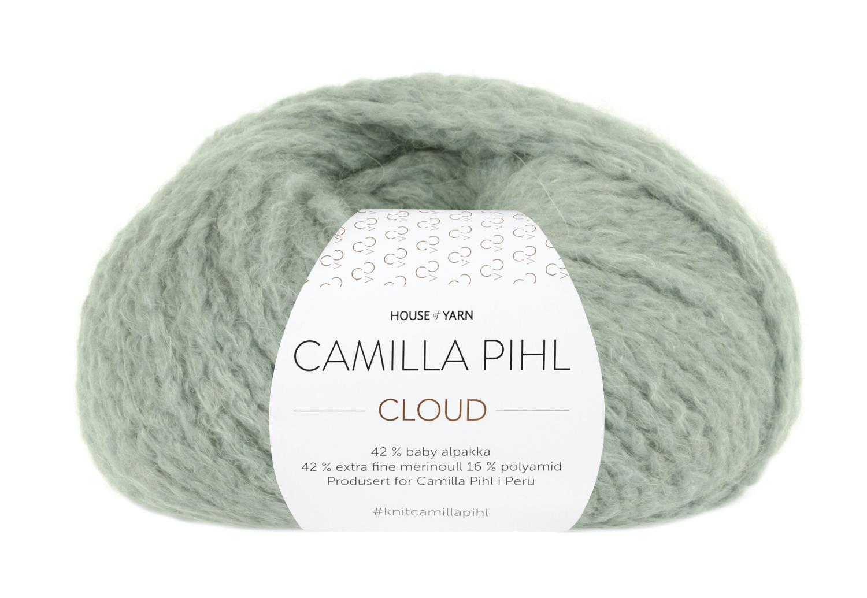 Camilla Pihl Garn - CLOUD 219-Pistasj