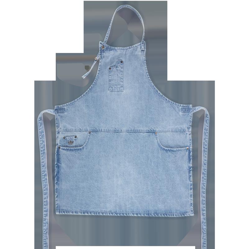 DD 5 Pocket Forkle, Denim - Washed Indigo