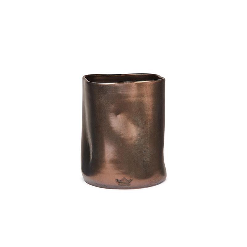 DD Keramisk Redskapsholder, H19cm, Platinum Matt
