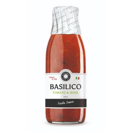 DARDANOS Basilico Pasta saus 500G