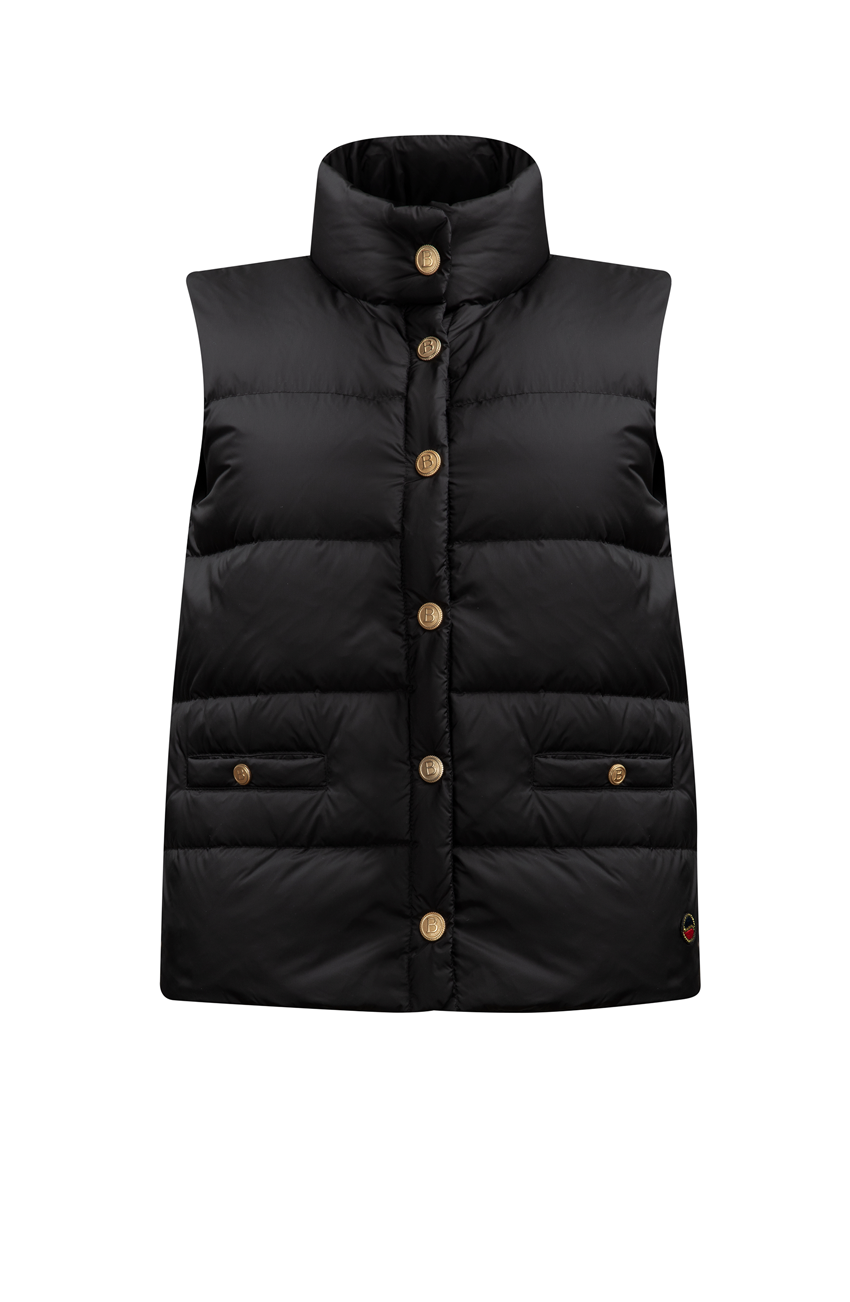 BUSNEL AMY Down Vest Black