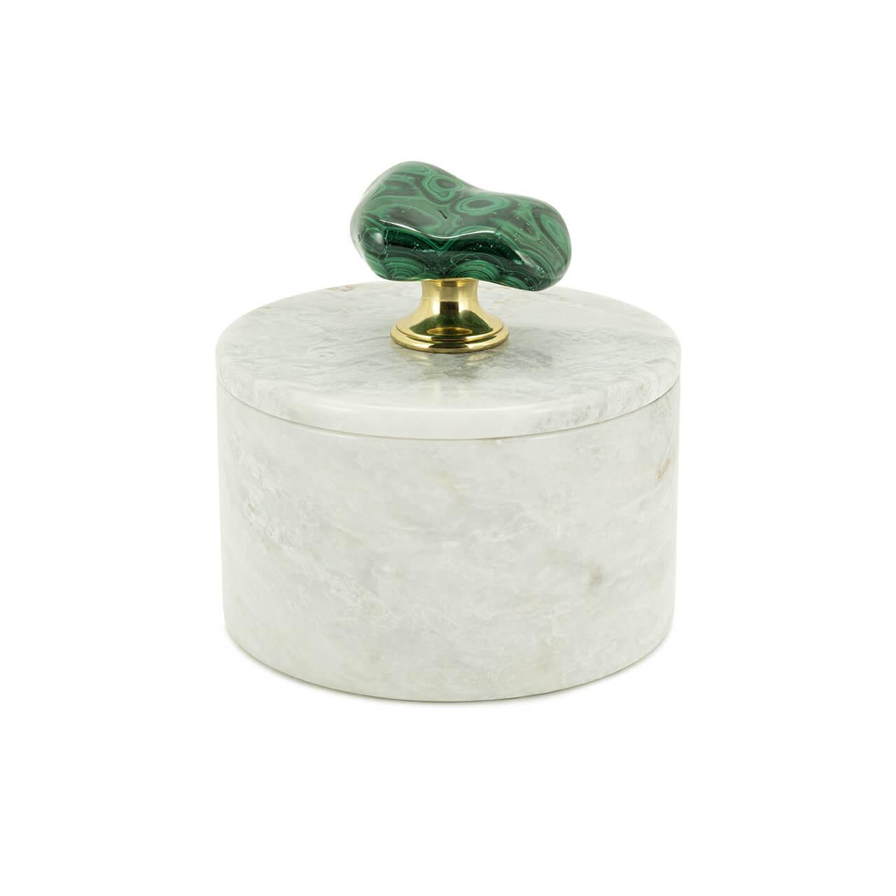 ABHIKA Box Lixus Malaki SM, H13 D12 Green/White