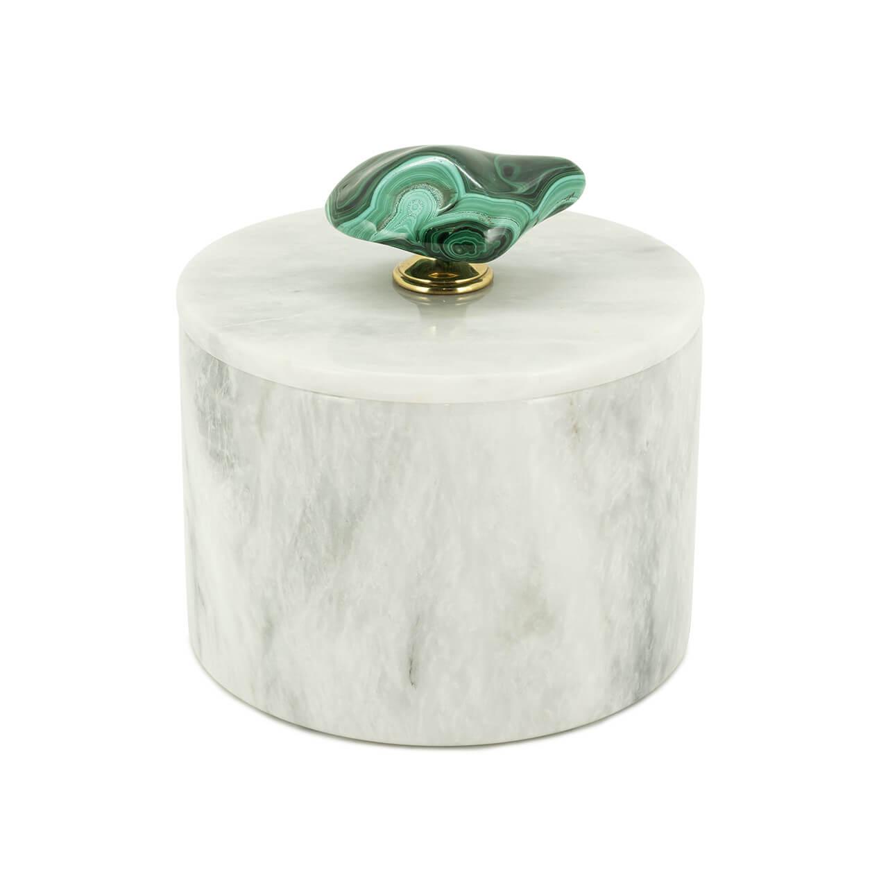 ABHIKA Box Lixus Malaki, H16 D16, Green/White