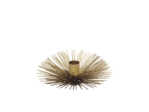 MOJOO STARDUST Candle holder Gold