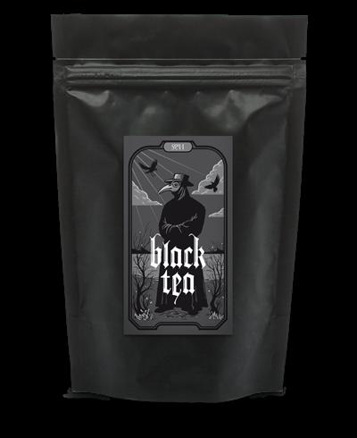 Black tea, øko