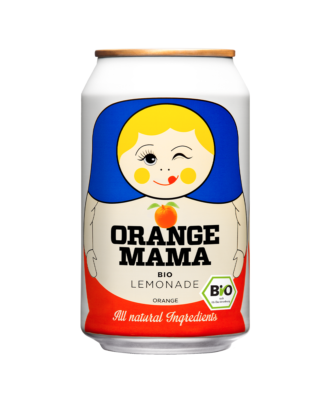 Orange Mama Lemonade