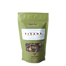 Tisane Coffee Cherry Mamaki Ginger Loose leaf tea