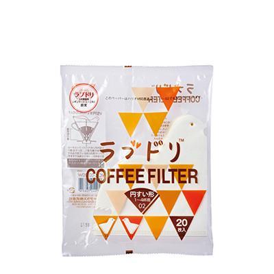 Love Dori, kaffefilter