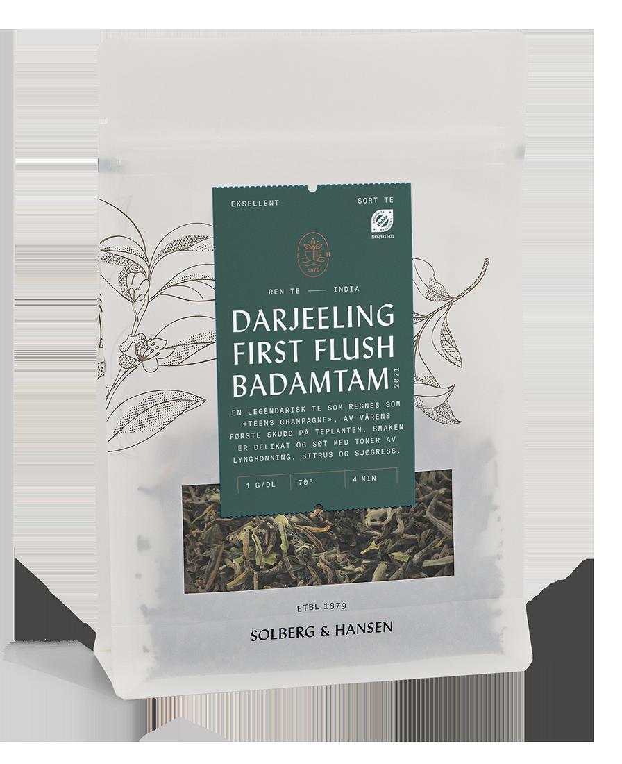 Darjeeling first flush Bantam