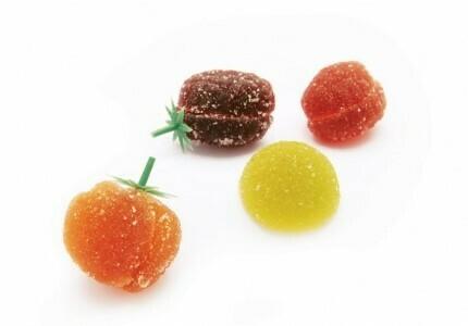 Fruktgele - Minifrukt