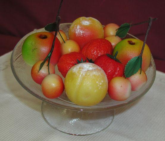 Marsipanfrukt