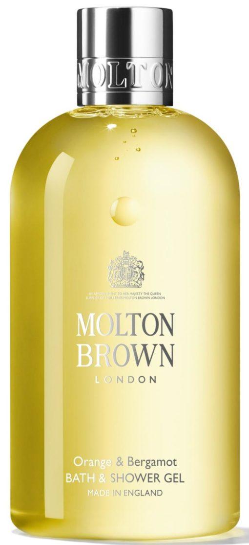 MOLTON BROWN såpe body wash Orange & Bergamot 300ml