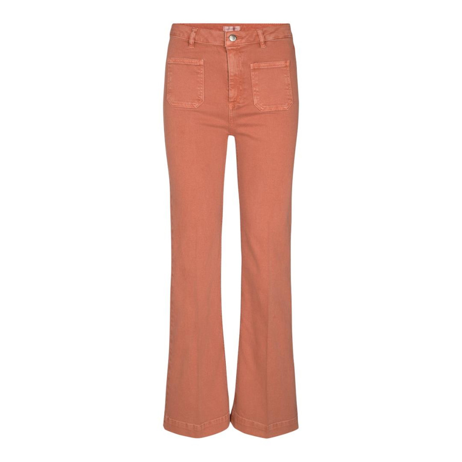 CO`COUTURE jeans Luella Flare orange