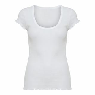 BUTTERFLY CPH T-skjorte Basic offwhite