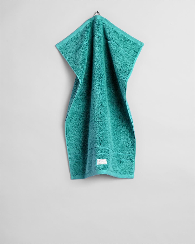 GANT håndkle ORGANIC Premium 30x50 GREEN LAGOON