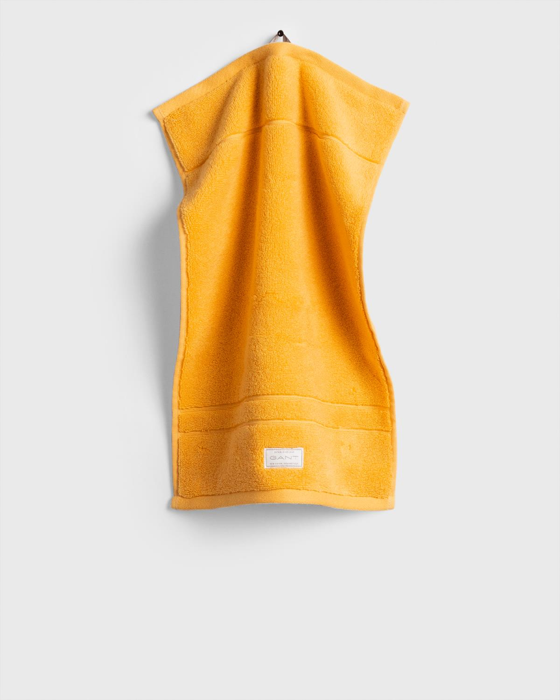 GANT håndkle ORGANIC Premium 30x50 MANDARIN ORANGE