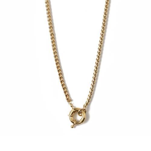 ORELIA kjede Chunky Chain Ring Fastening