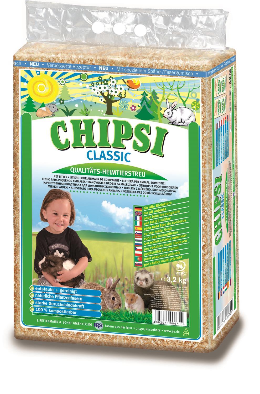 Chipsi Spon presset 60 liter 3,5kg