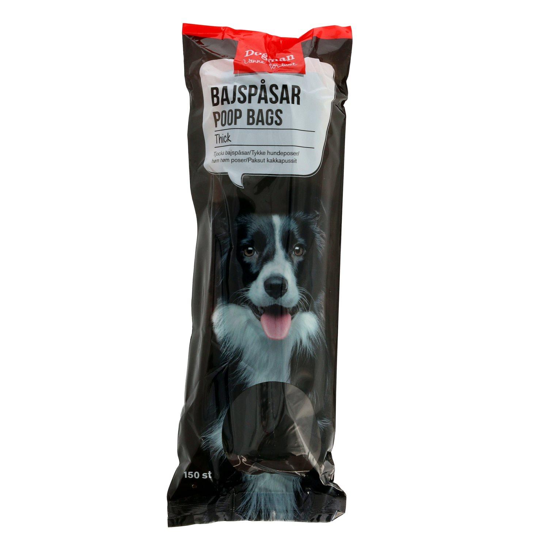 Hundeposer 150stk
