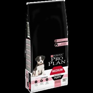 Pro Plan Optiderma medium puppy 12kg