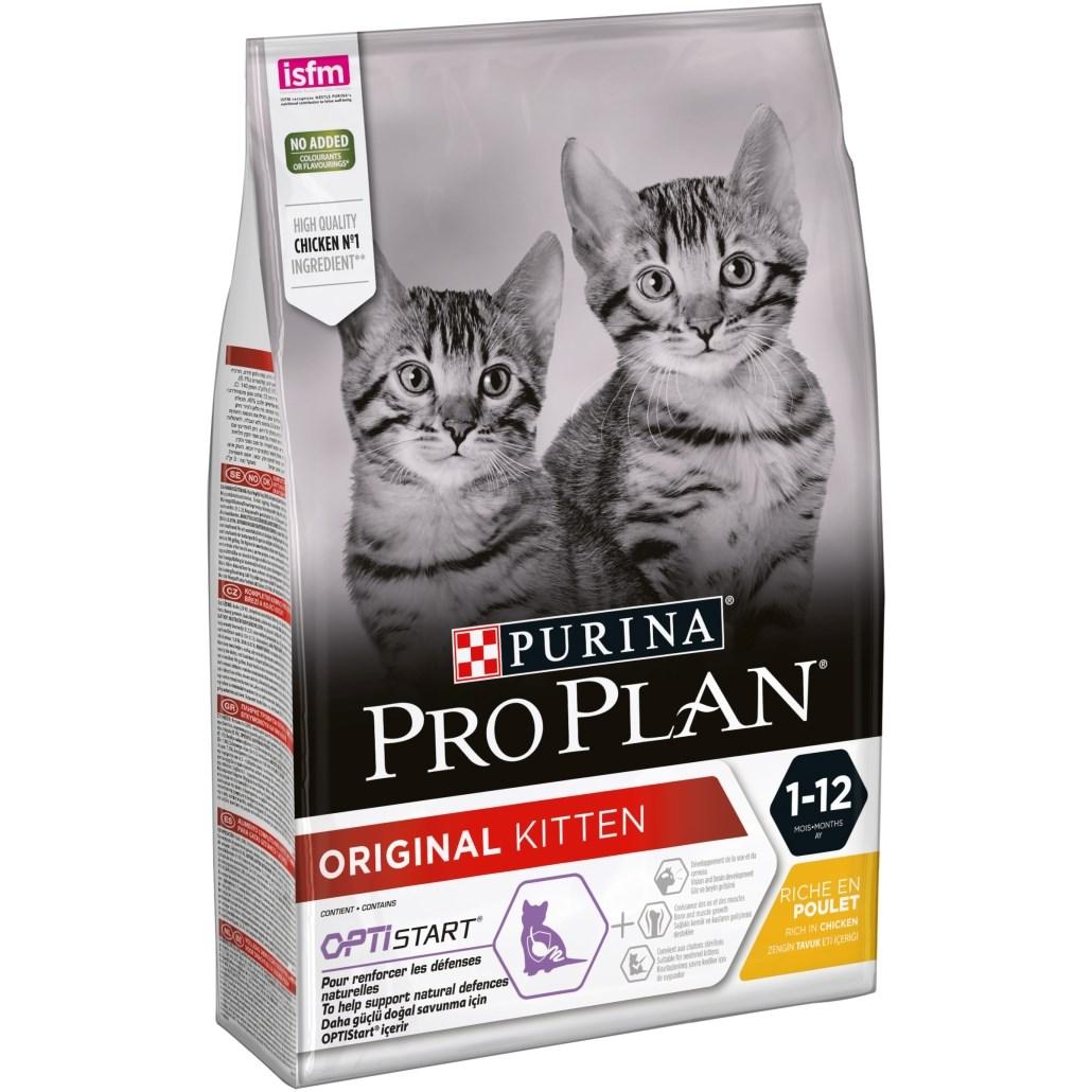 Pro plan Orignal kitten 3kg