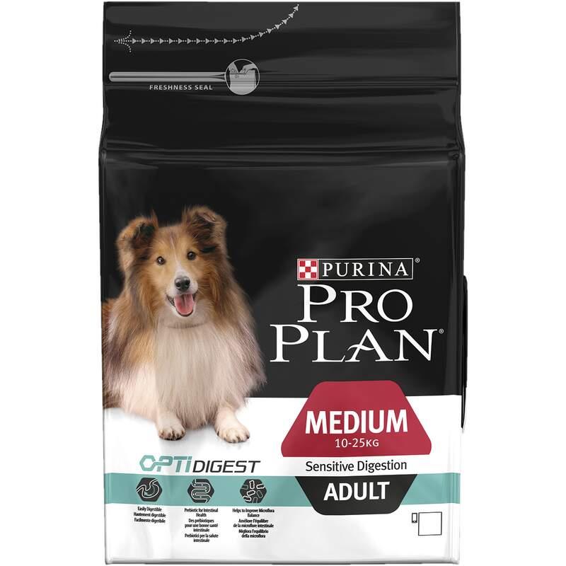 Pro Plan Optidigest medium Adult 3kg