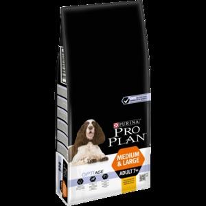 Pro Plan Optiage medium/large adult 7+ 14kg