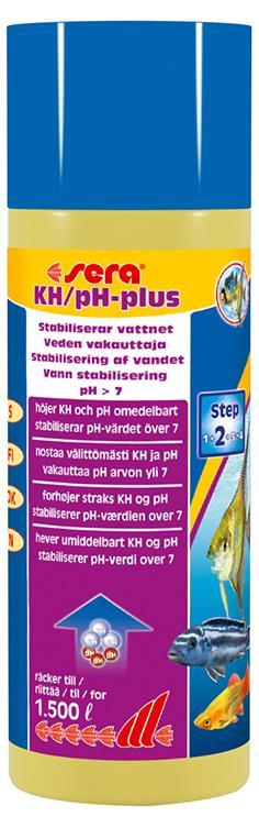 Sera KH/PH pluss 250ml