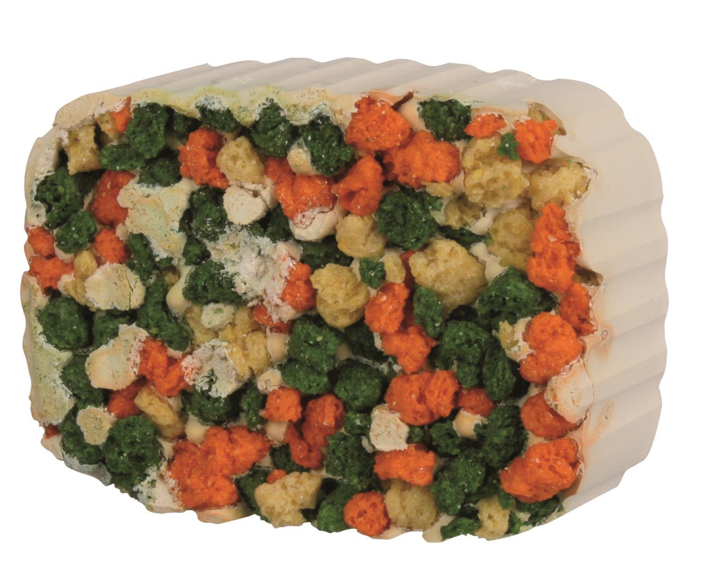 Gnagerstein kanin med alger og urter