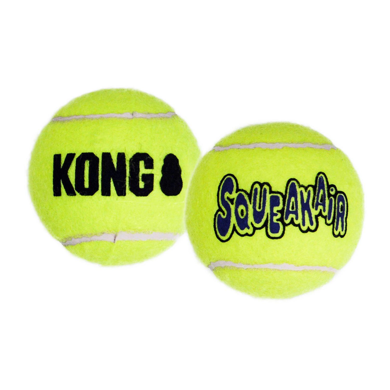 Tennisball m/pip 2pk Large