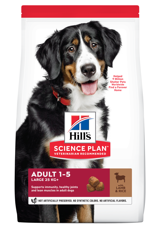 Hill's Canine Adult Large Lam & Ris 12kg