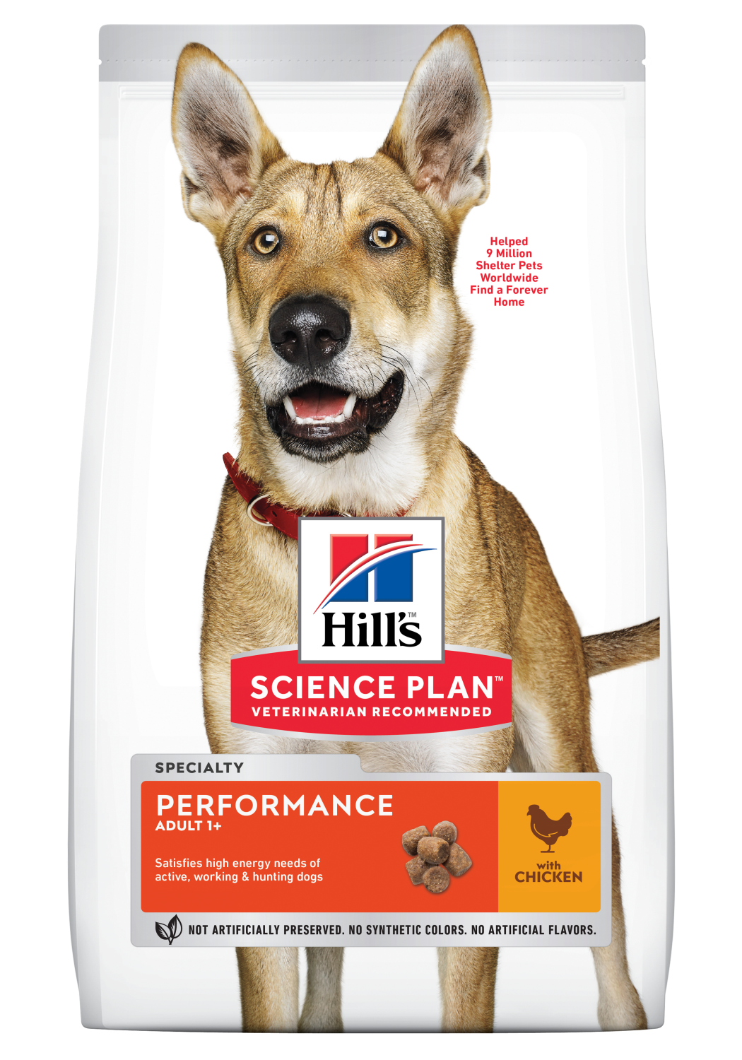 Hill's Canine Adult Performance 12kg