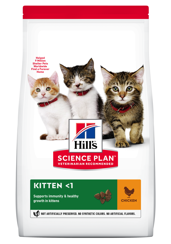 Hill's Kitten Chicken 1,5kg