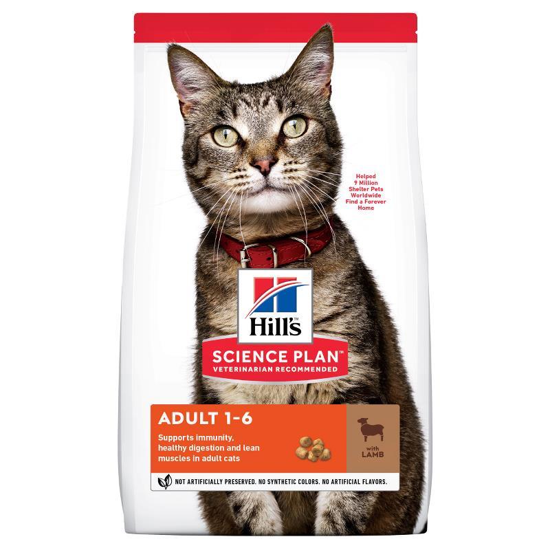 Hill's Feline Adult Lam 1,5kg