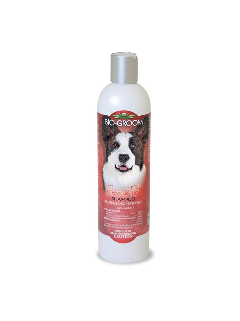 Bio groom Flea&Tick Shampo 355ml
