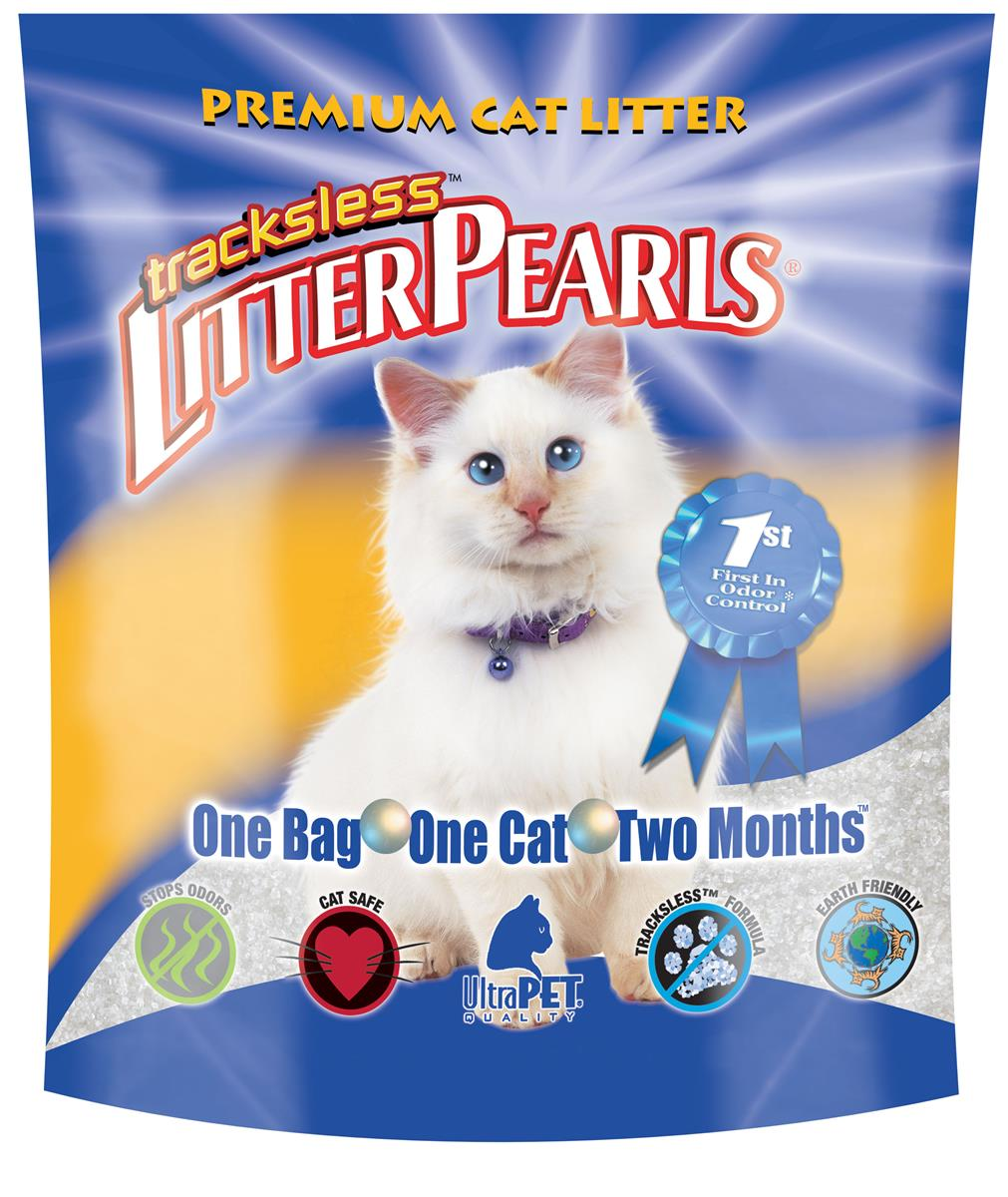 Tracksless Litter Pearls Katteperler 7,6L 8lbs