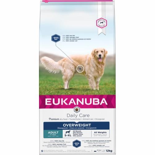 Eukanuba Daily Care Overweight/sterilised 12kg