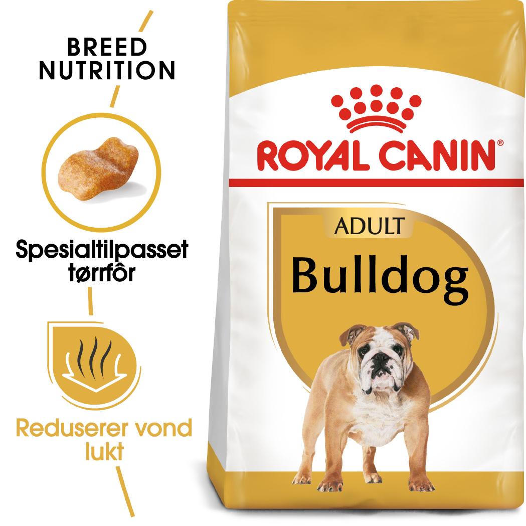 Royal Canin Bulldog 24 Adult 12kg