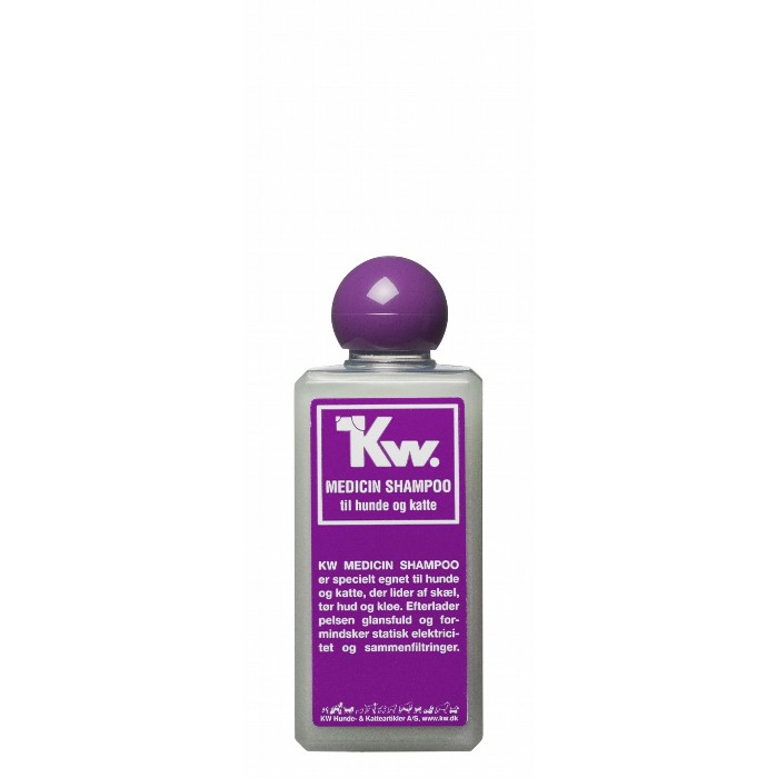 KW Medicin shampo 200ml