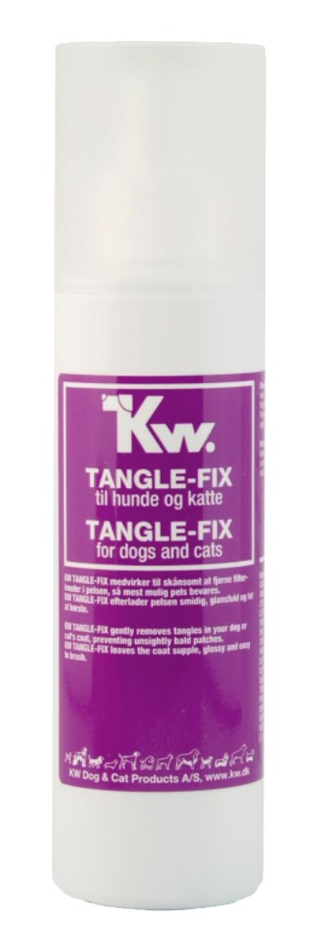 KW Tangle Fix Flokespray