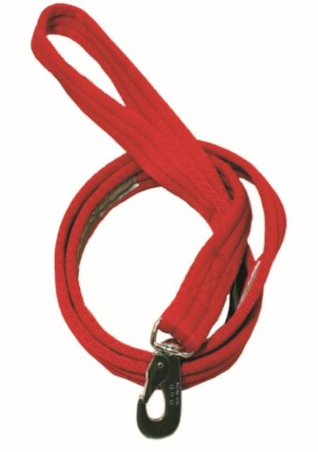 Kobbel i webb m/refleks rød 25mm 150cm