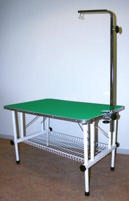 Trimmebord justerbar høy 92,5x61,5x60-85cm