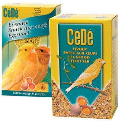 CEDE eggefor 150gr Canarie