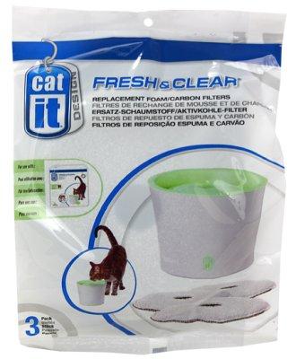 Fresh & Clean filter til catit vannfontene