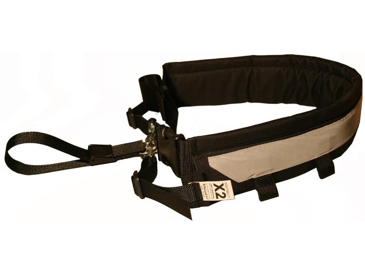 Baggen kjørebelte M/innlagt strikk X2