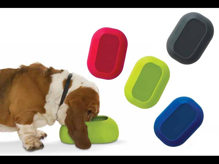 Matskål Incredi Bowl for langørede hunder div farger 1 L