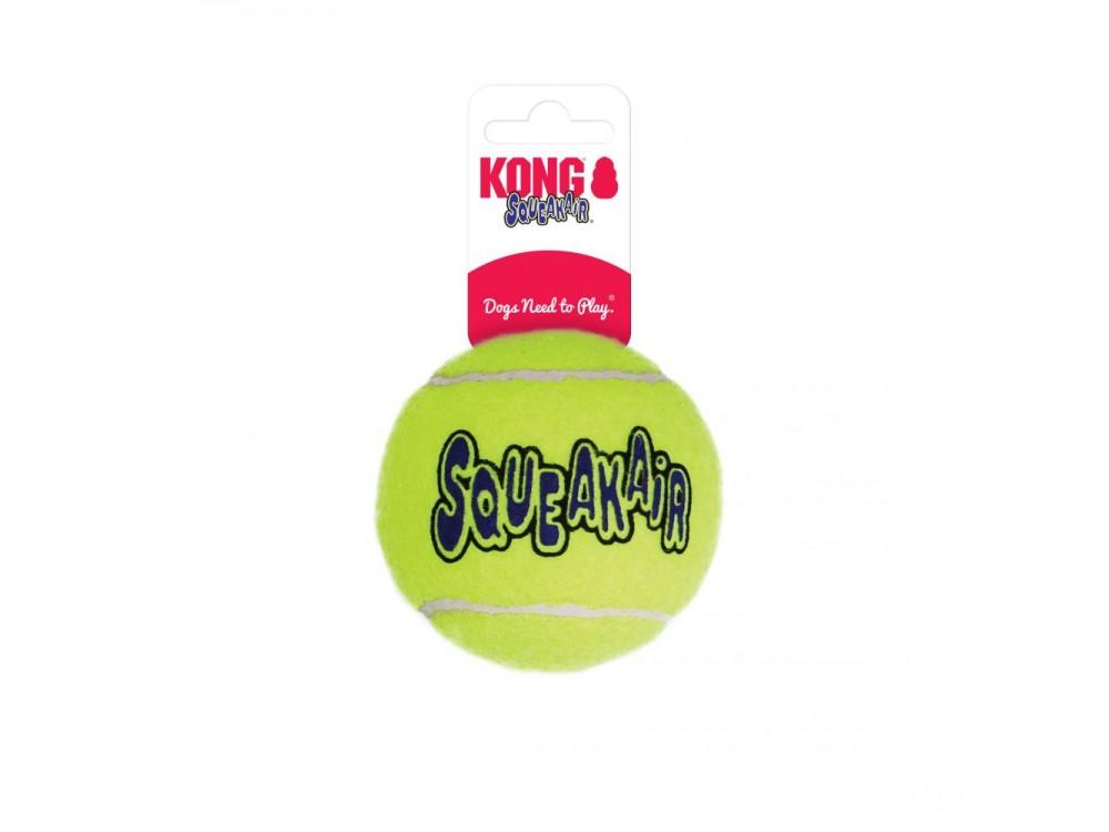 Air Kong Squeaker tennisball medium