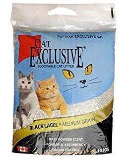 Kattesand grov Black Label 15kg