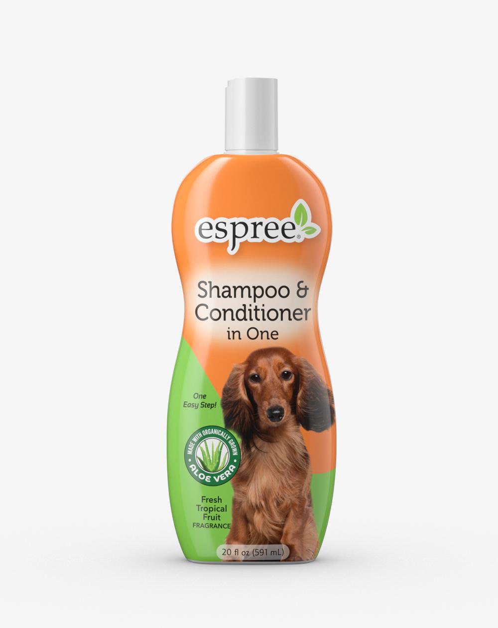 Espree Shampo m/balsam alaround 355ml